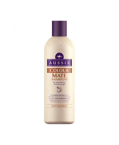 Шампунь Colour Mate для окрашенных волос 300мл, AUSSIE